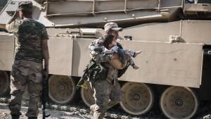 Militärbündnis beginnt Offensive auf IS-Hochburg Raqqa