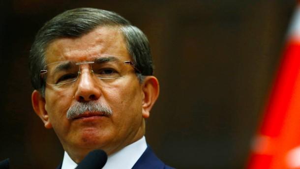Davutoglu denkt offenbar über Rücktritt nach