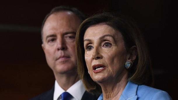 Können die Demokraten Aussagen erzwingen?