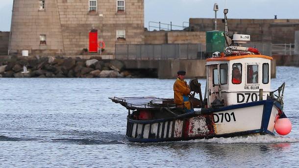 Streit über Fischerei-Rechte spitzt sich zu