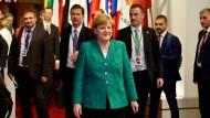 EU-Gipfel einigt sich auf Kompromiss bei Flüchtlingen