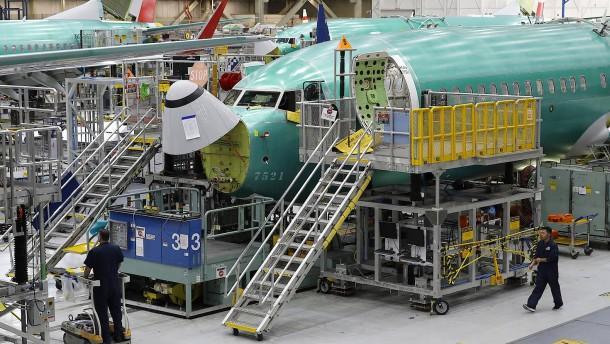 Boeing gibt weiteres Softwareproblem zu