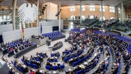 China wirbt offenbar Spione im Bundestag an