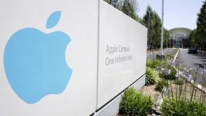 Apple feiert Rekord an der Börse