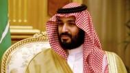Aufgerückt: Prinz Mohammed bin Salman