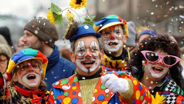 """""""Der Karneval kommt zurück"""""""
