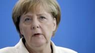 Merkel zweifelt an Flugverbotszone in Syrien