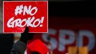 Groko spaltet SPD