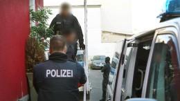 Drei Verdächtige in Untersuchungshaft