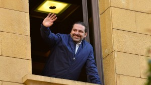 Der Libanon geht vor!
