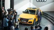 Im Fokus: Audi-Chef Rupert Stadler