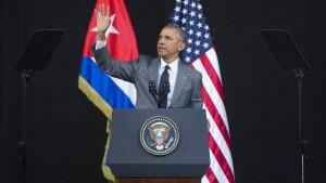 """""""Ich glaube an das kubanische Volk"""""""