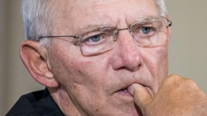 Schäubles Steuer-GAU