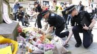Attentäter war offenbar in Syrien