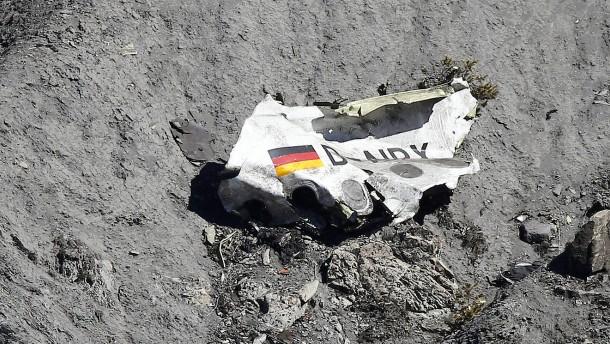 Germanwings-Absturz: Streit um Schmerzensgeld endet ohne Prozess