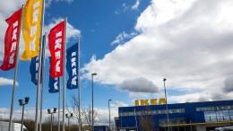 Schwerverletzter nach Schusswechsel vor Ikea in Frankfurt