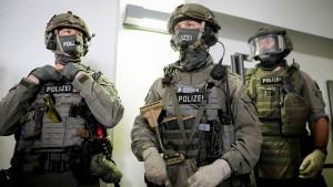 Razzien in Reichsbürgerszene