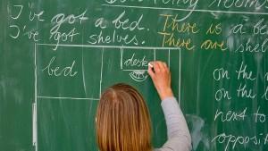 Lehrer ohne Pfeifchen
