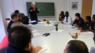 Deutschkurs für Flüchtlinge in Mecklenburg-Vorpommern