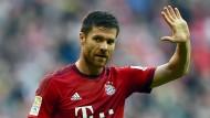 """Im Sommer sagt er leise """"Servus"""": Xabi Alonso beendet nach der Saison seine Karriere als Fußballprofi"""