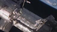 Ein Taxi-Parkplatz für die Raumstation ISS