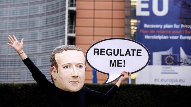 Wie die Tech-Konzerne in Brüssel Lobbyismus betreiben