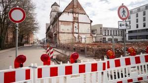 Kaiserslautern reißt sich selber ab