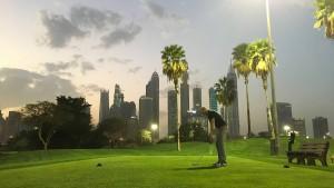 Golfen bis Mitternacht? Aber ja doch!