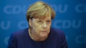 Wohin mit Merkel?
