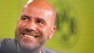 BVB Dortmund stellt neuen Trainer vor