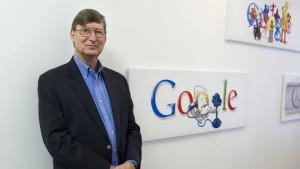 Google macht uns Angst, Herr Varian