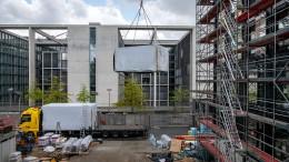 Ein nachhaltiger Nachbar für den Reichstag