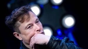 """Elon Musk: """"Das ist faschistisch"""""""