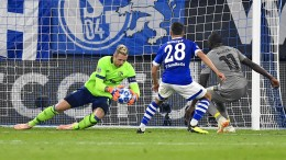Schalke hadert mit Elfmeterpfiff