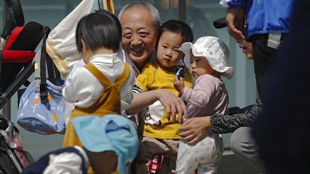Xi will mehr Geburten