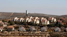 Waren aus israelischen Siedlungen müssen gekennzeichnet werden