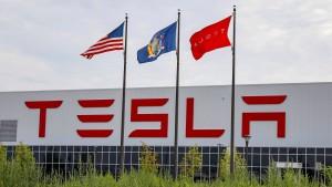 Tesla verkauft nur 211 Autos in China