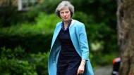 Theresa May wird neue Premierministerin