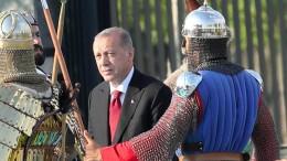 Erdogan baut Macht aus