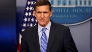 Trumps Ex-Sicherheitsberater Flynn kooperiert offenbar mit Russland-Ermittlern