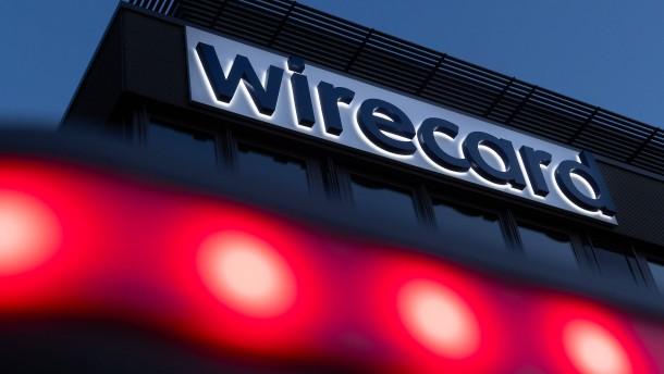 Behördenleiter handelte während Ermittlungen mit Wirecard-Aktien