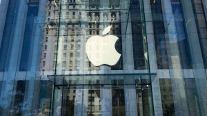 Apple nähert sich der Billionen-Grenze