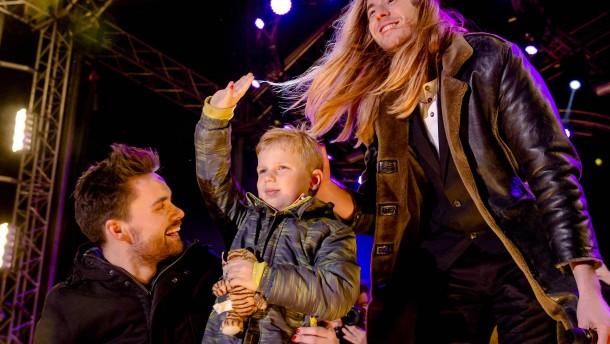 Todkranker Sechsjähriger sammelt 2,5 Millionen Euro Spenden ein