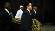 Tausende nehmen Abschied von Muhammad Ali