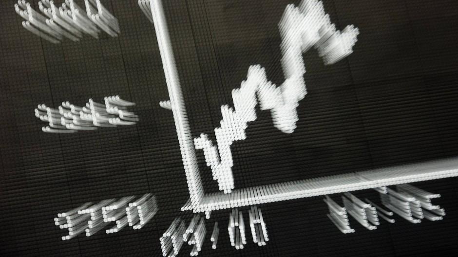 Gewinne machen durch Unternehmen vor oder im Übernahmeprozess.