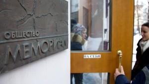 Russische Menschenrechtler in Moskau angegriffen