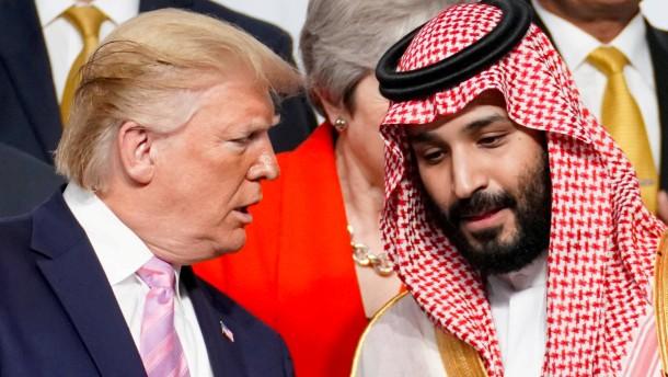 Deal statt Diplomatie