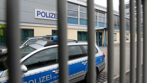 Polizeidienststelle in Westerburg