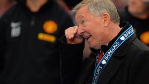 Ferguson-Abschied von Old Trafford