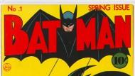 Kostete damals zehn Cent: Jetzt wurde ein Batman-Comic für 2,2 Millionen Dollar verkauft.